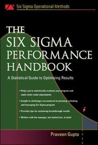The Six Sigma Performance Handbook-cover