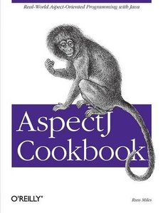 AspectJ Cookbook-cover