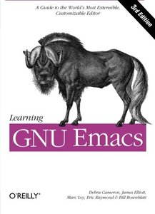 Learning GNU Emacs, 3/e (Paperback)-cover