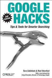 Google Hacks, 2/e (Paperback)-cover