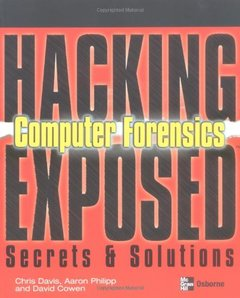Hacking Exposed Computer Forensics (Paperback)-cover