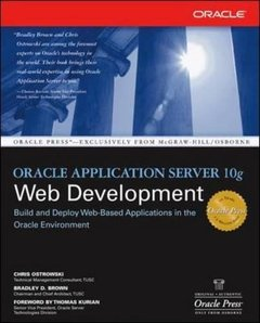 Oracle Application Server 10g Web Development (Paperback)-cover