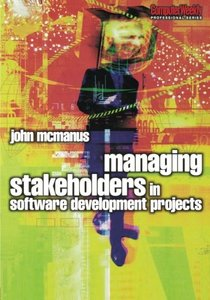 Managing Stakeholders in Software Development Projects-cover
