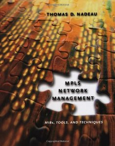 MPLS Network Management: MIBs, Tools, and Techniques (Hardcover)-cover