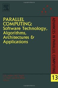 Parallel Computing: Software Technology, Algorithms, Architectures & Applications: Proceedings of the International Conference ParCo2003, Dresden, Germany-cover