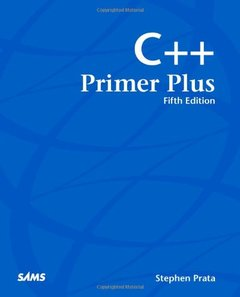 C++ Primer Plus, 5/e (Paperback)-cover
