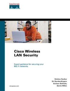Cisco Wireless LAN Security (Hardcover)-cover