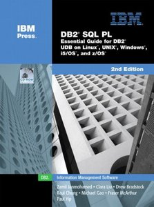 DB2 SQL PL: Essential Guide for DB2 UDB on Linux, UNIX, Windows, i5/OS, and z/OS, 2/e-cover