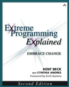Extreme Programming Explained: Embrace Change, 2/e (Paperback)-cover