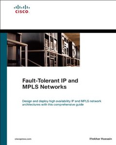 Fault-Tolerant IP and MPLS Networks-cover