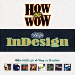 How to Wow with InDesign-cover