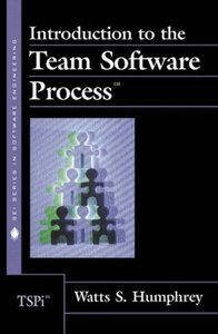 Introduction to the Team Software Process (Hardcover)-cover