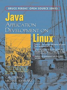 Java Application Development on Linux-cover