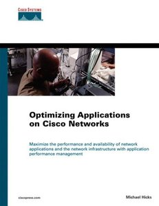 Optimizing Applications on Cisco Networks-cover