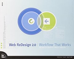 Web ReDesign 2.0: Workflow that Works, 2/e-cover
