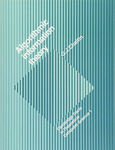 Algorithmic Information Theory-cover
