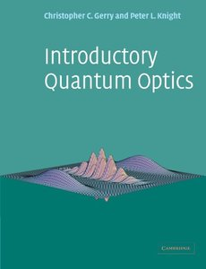 Introductory Quantum Optics (Paperback)-cover