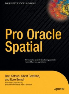 Pro Oracle Spatial-cover