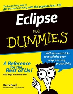 Eclipse for Dummies-cover