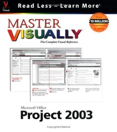 Master VISUALLY Project 2003-cover