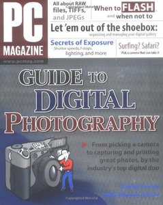 PC Magazine Guide to Digital Photography-cover