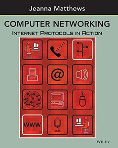 Computer Networking: Internet Protocols in Action (Paperback)-cover
