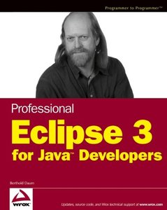 Professional Eclipse 3 for Java Developers-cover