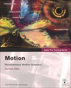 Apple Pro Training Series: Motion-cover