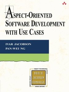 Aspect-Oriented Software Development with Use Cases-cover