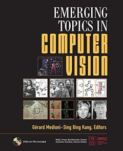 Emerging Topics in Computer Vision (Hardcover)-cover