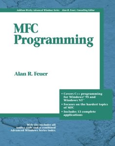 MFC Programming-cover