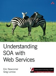 Understanding SOA with Web Services-cover