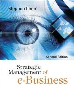 Strategic Management of e-Business, 2/e