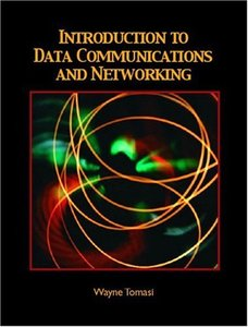 Introduction to Data Communications and Networking (Paperback)-cover