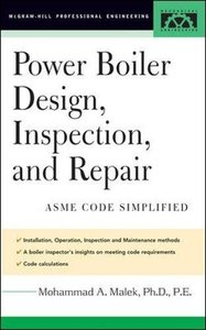 Power Boiler Design, Inspection, and Repair-cover