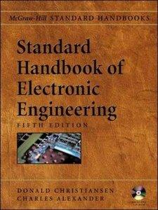 Standard Handbook of Electronic Engineering, 5/e-cover