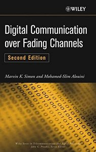 Digital Communication over Fading Channels, 2/e-cover