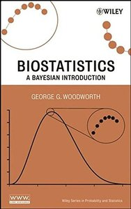Biostatistics: A Bayesian Introduction-cover