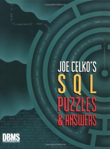 Joe Celko's SQL Puzzles and Answers-cover