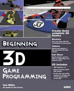 Beginning 3D Game Programming-cover