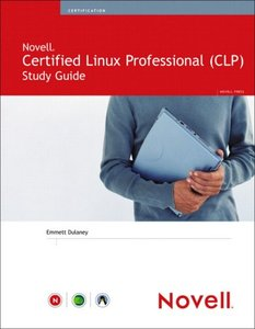 Novell Certified Linux Professional Study Guide-cover