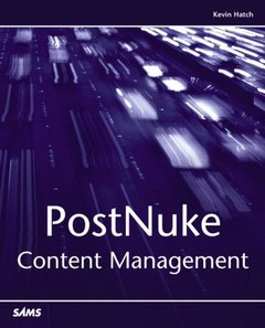 PostNuke Content Management-cover