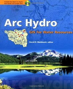 Arc Hydro: GIS for Water Resources-cover
