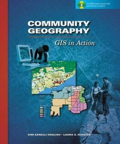 Community Geography: GIS in Action-cover