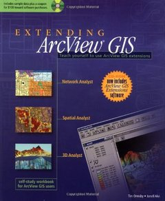 Extending ArcView GIS: with Network Analyst, Spatial Analyst and 3D Analyst-cover