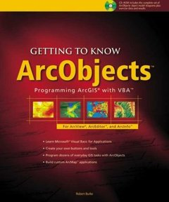 Getting to Know ArcObjects-cover