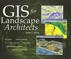 Gis for Landscape Architects (Paperback)-cover