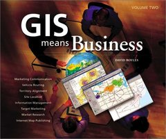 GIS Means Business Volume 2 (Paperback)-cover