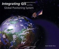Integrating GIS and the Global Positioning System (Paperback)-cover