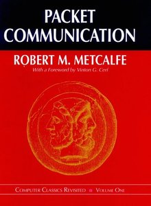Packet Communication (Hardcover)-cover
